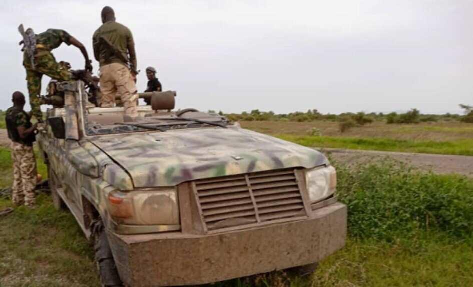 Sojojin hadaka sun ragargaji 'yan Boko Haram da ISWAP a Borno, sun hallaka wasu adadi