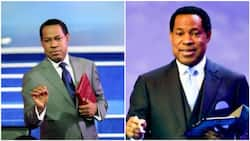 Pastor Chris Oyakhilome reacts to govt's guidelines on churches, reveals those behind the plan (video)
