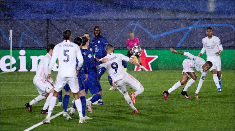 Joe Cole names team that must be disappointed after Chelsea's 1-1 draw with Real Madrid in Champions League
