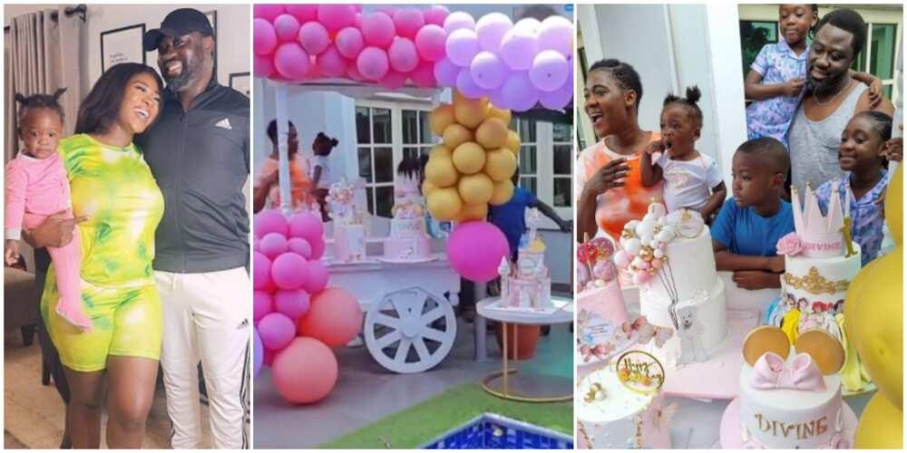 Mercy Johnson-Okojie Shares Family Video as They Prepare to Celebrate Divine's 1st Birthday
