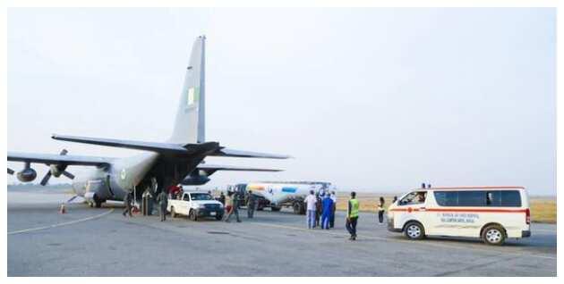 Breaking: Missing Alpha Jet Crashed, NAF Reveals Speaks on Pilots' Whereabouts