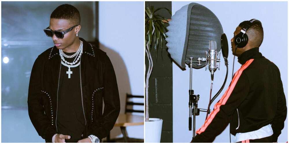 Made in Lagos: Wizkid's album spends 13 weeks on Billboard chart, fans celebrate