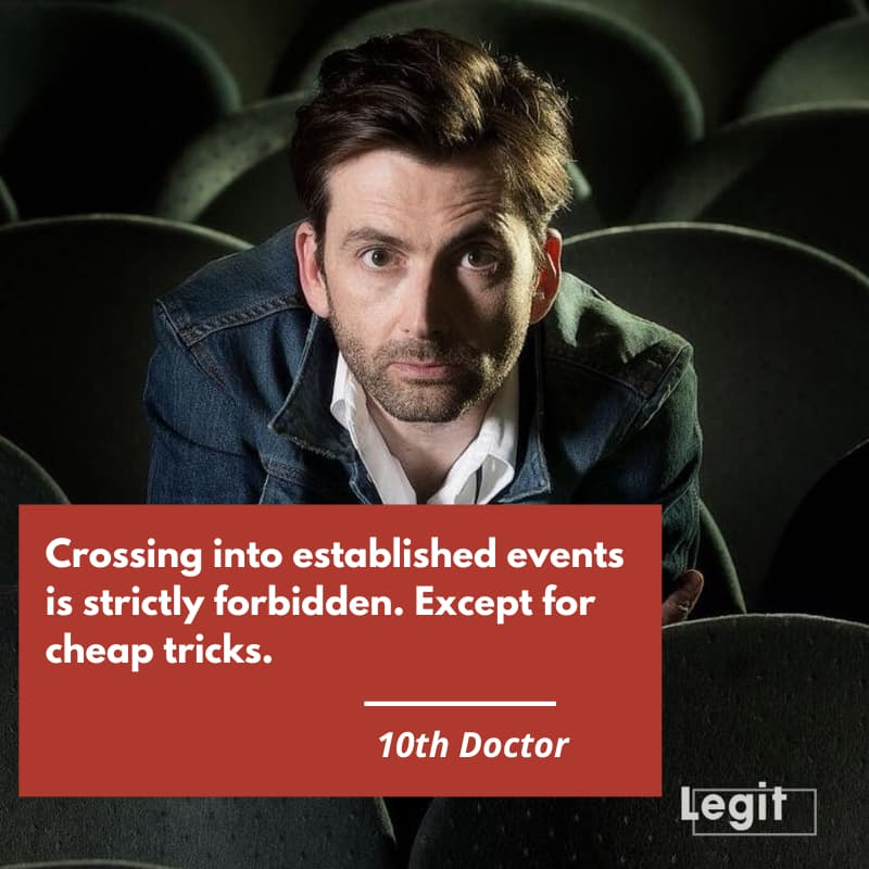10th doctor quotes