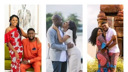 Bella Naija pre-wedding photos for touching love story