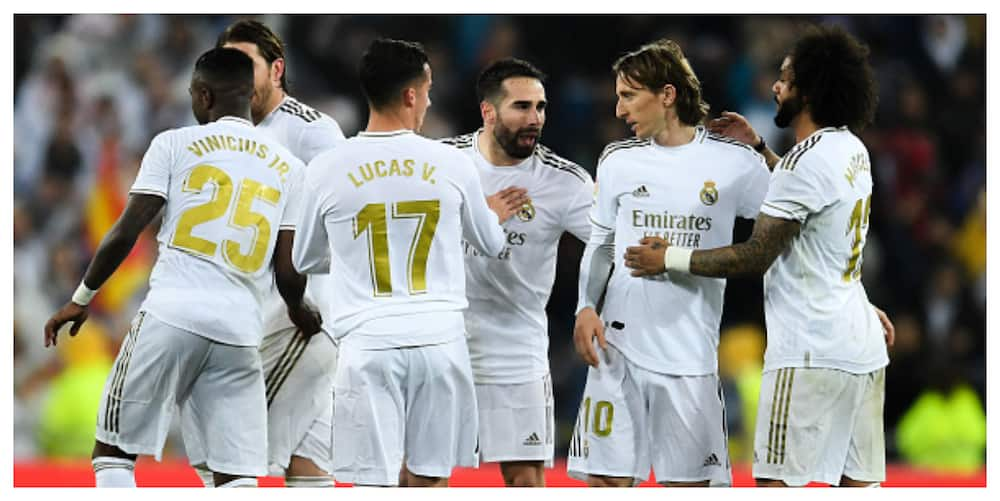Another huge blow as Real Madrid stars like Beckham's post on Super League
