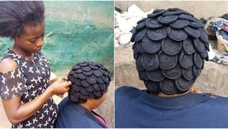 Social media reacts as pictures of newly-invented hairstyle emerge