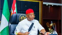 Imo government reacts to alleged kidnap of Governor Uzodinma's wife