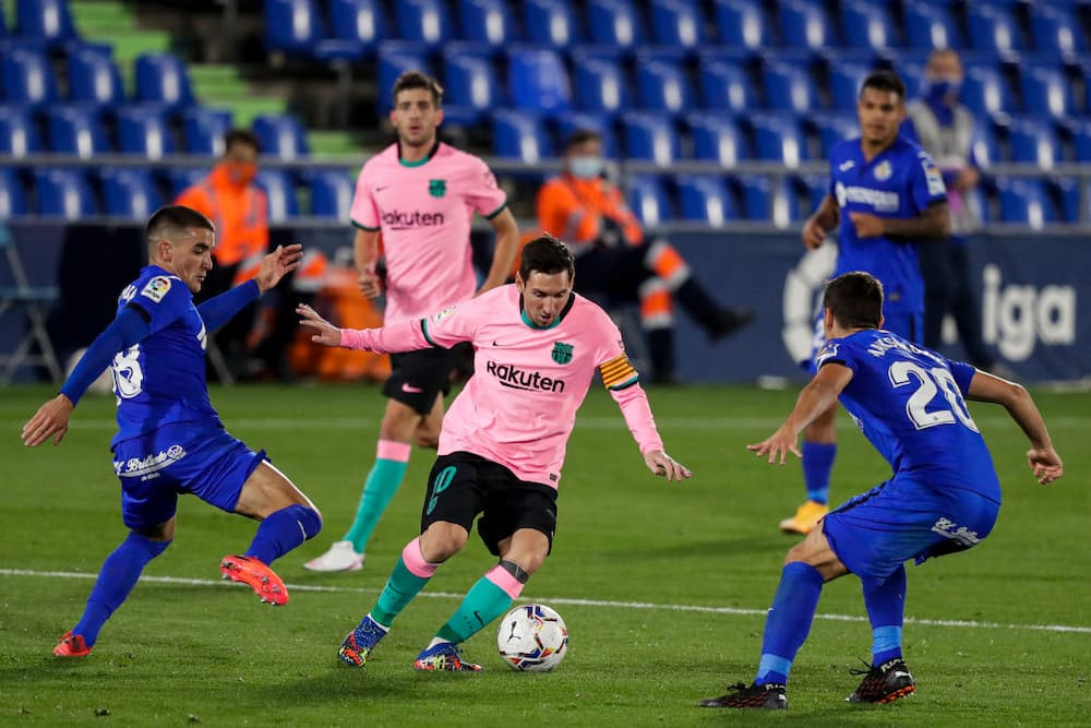 Lionel Messi: Barcelona boss Koeman rules Argentine out of his plans for next season