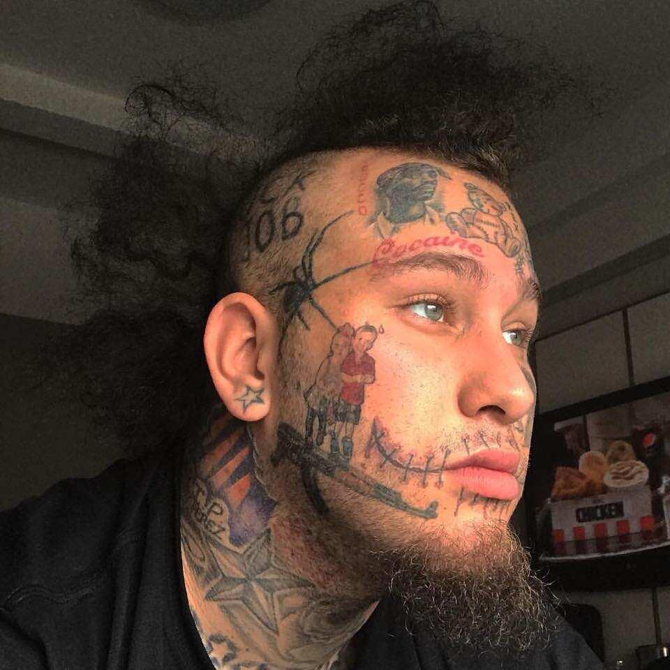 Stitches rapper photo