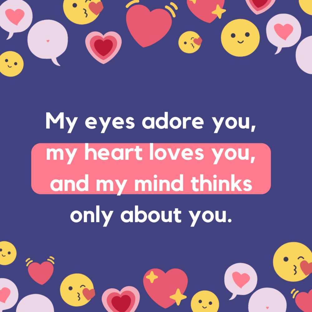 short love msg