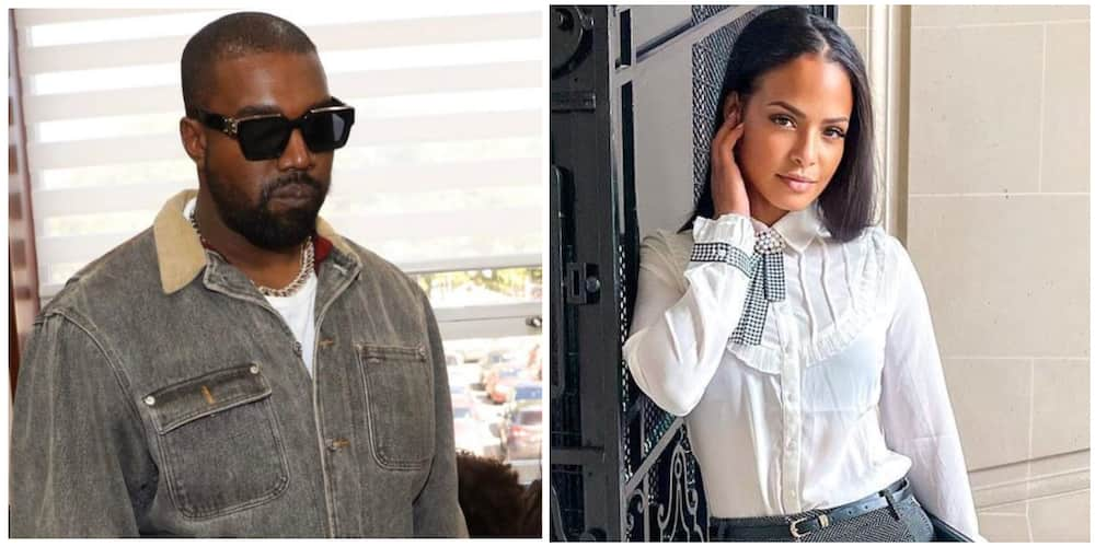 Kanye West reportedly 'bragged' about fling with Christina Milan