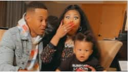 Nicki Minaj stunned after young son speaks for first time in video, says 'hi'