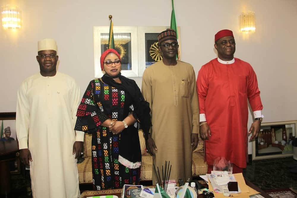 Fani-Kayode meets sparks fresh rumour defection as he meets with APC leaders