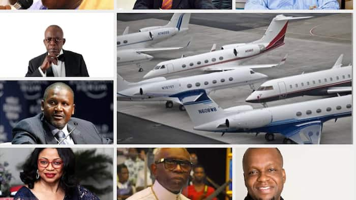 Bad news for Nigeria's wealthy as customs moves to impound 29 private jets across the country, gives deadline