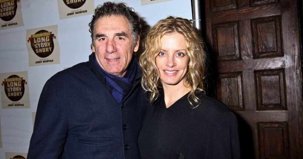 Michael Richards wife