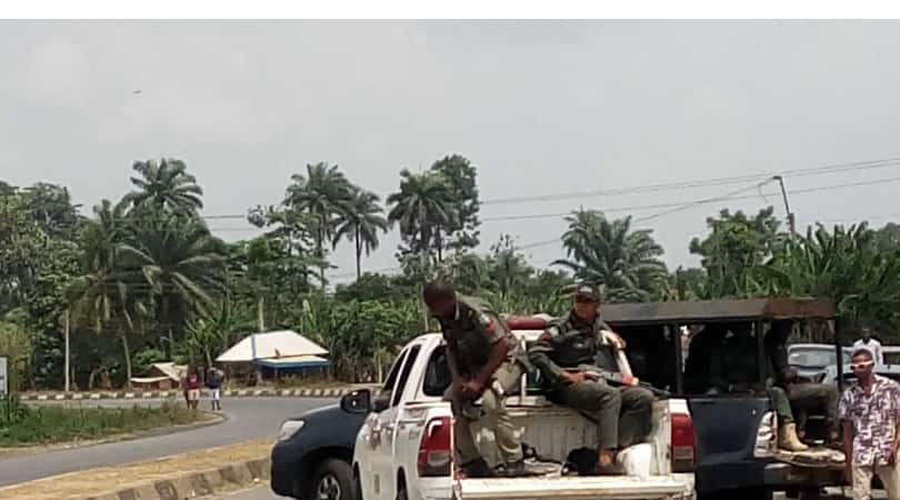 BREAKING: Army lieutenant, 2 others killed in Rivers state - Police