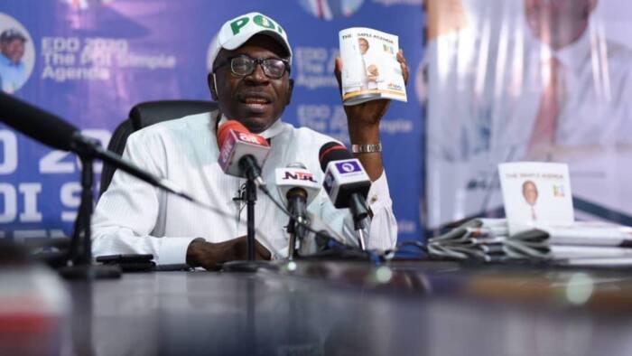 Ize-Iyamu finally addresses Supreme Court verdict on forgery suit against Obaseki