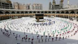 An rufe yin rijistan Hajjin Bana a Saudiyya, mutum 540,000 suka yi rijista, za'a zabi 60,000
