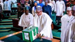 Shugaba Buhari zai gabatar da kasafin kudin 2022 a ranar Alhamis ga majalisar dokoki
