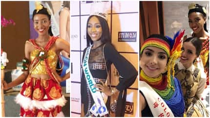 MBGN 2018: See beautiful photos of Anita Ukah, she's representing Nigeria at the Miss World pageant in China
