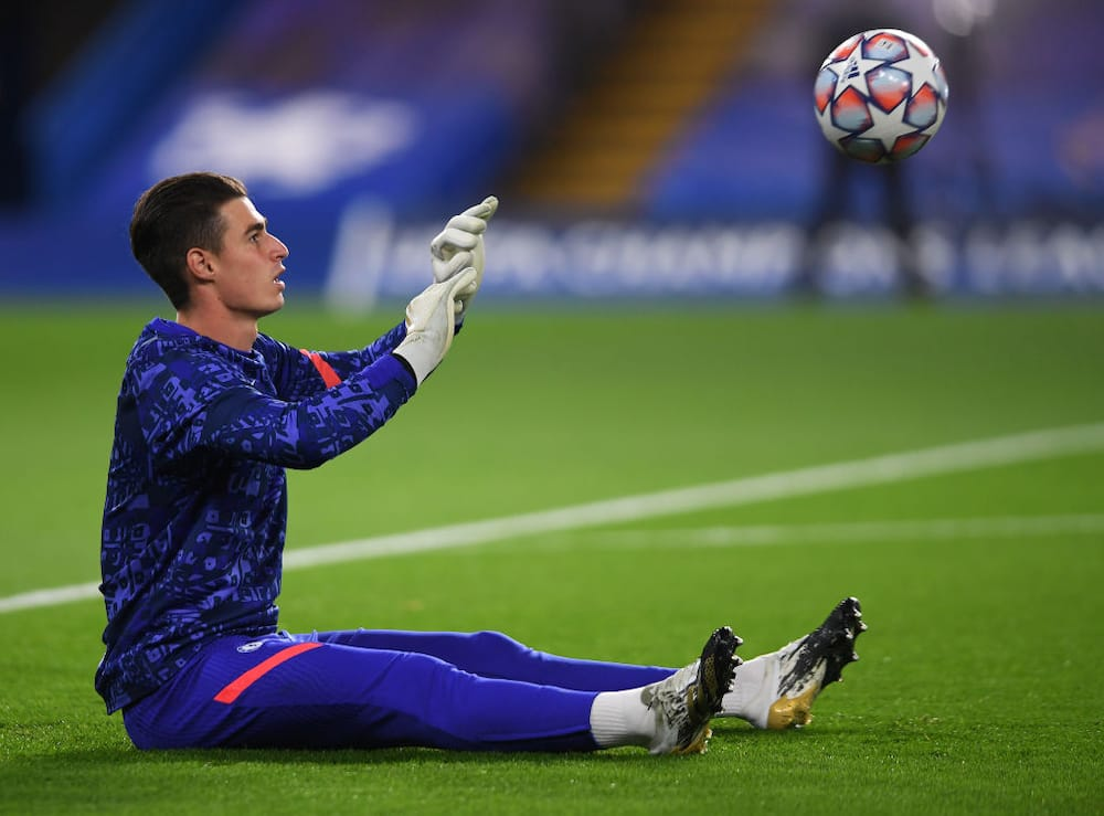 Kepa Arrizabalaga may have played his last game for Chelsea - says Cech