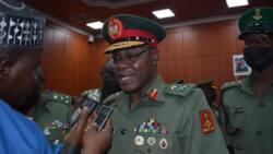 I joined the Nigerian Military 36 years ago, says new COAS Yahaya
