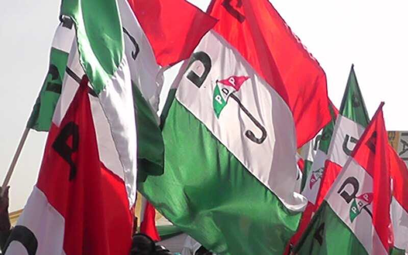 Ondo PDP suspends 5 chieftains