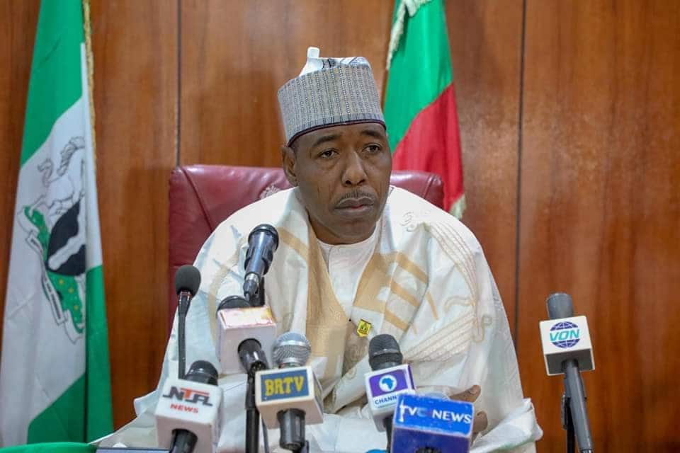MURIC says 11 mosques were demolished in Borno.