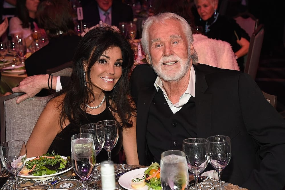 Kenny Rogers wife