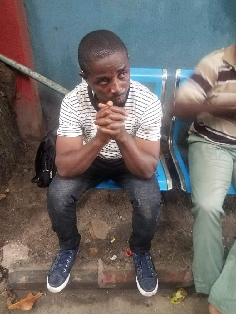 LASEMA rescues 44-year-old man who attempted killing himself by jumping into Lagos Lagoon