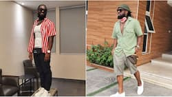 Everyone shows love and support to the dead because they are not competitors anymore - Singer Timaya says
