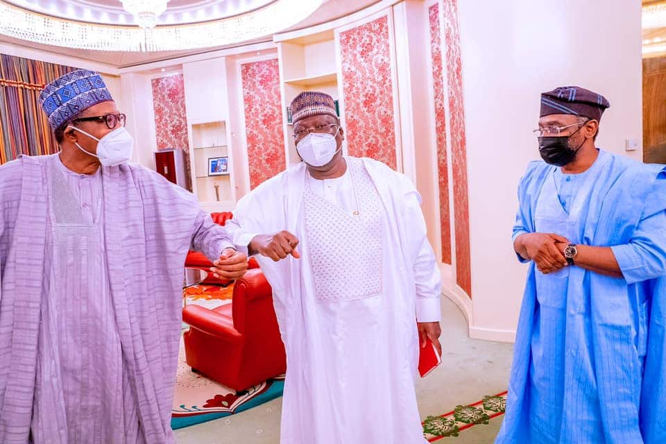 Senate President Lawan Reacts to Alleged Plan to Help President Buhari Get Unlimited Term in Office