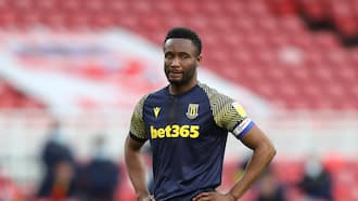 Former Nigerian Senator tells Super Eagles legend Mikel to leave Stoke City, names where he should go