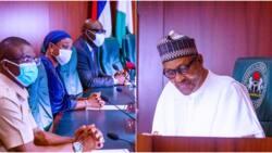 Yadda na bai wa PDP damar lallasa APC a zaben Edo - Buhari ya yi bayani