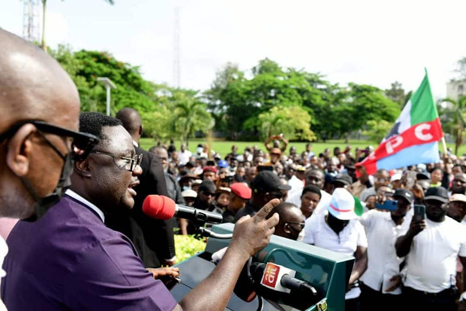 3 PDP statesman In Cross River Defects To APC