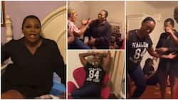 Hilarious videos of Kate Henshaw, Funke Akindele and others on a movie set crack fans up on social media