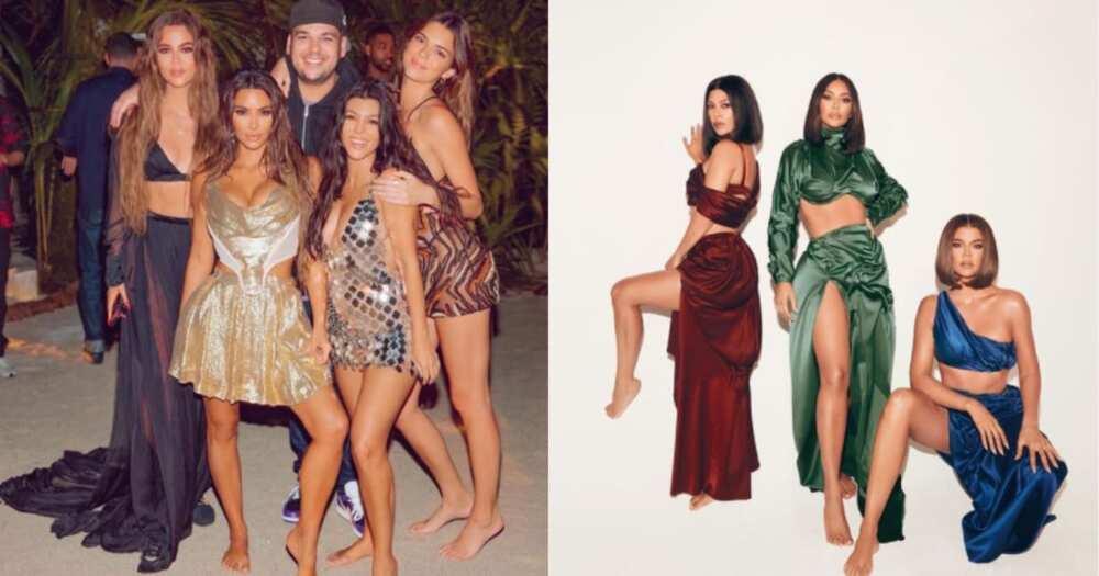 Kardashian sisters, their mum emotionally bid fans goodbye on last episode