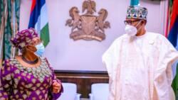 Nigeria's Trade cost too high to attract investments, Okonjo-Iweala tells Buhari