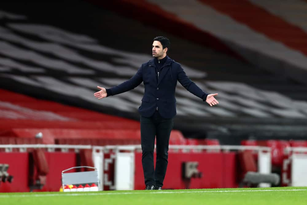 Mikel Arteta admits Arsenal are in relegation battle ahead of clash against Chelsea