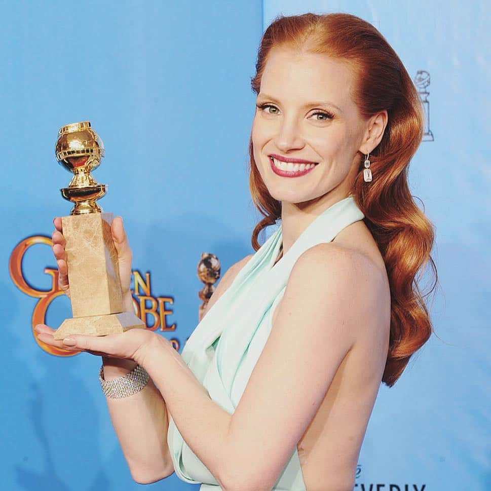 jessica chastain filmography