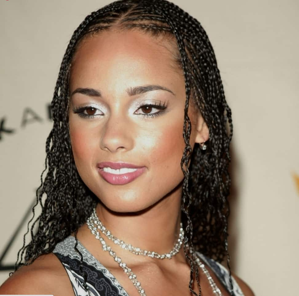 alicia keys' braids hairstyles you will like ▷ legit.ng