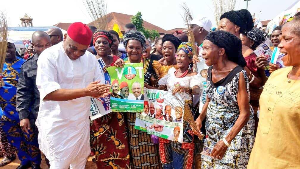 9th NASS leadership: Igbo group endorses Kalu for deputy Senate president