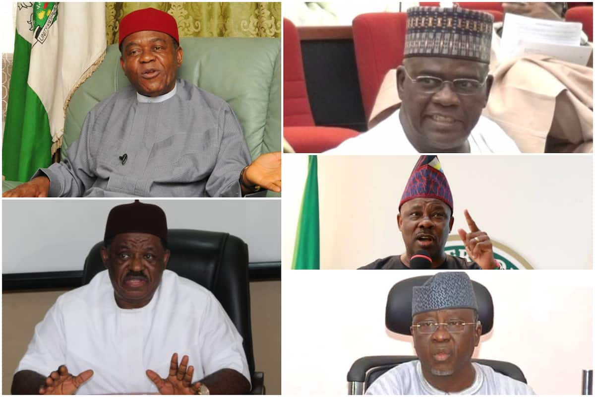 Image result for Court orders former governors who are now serving senators to refund pension