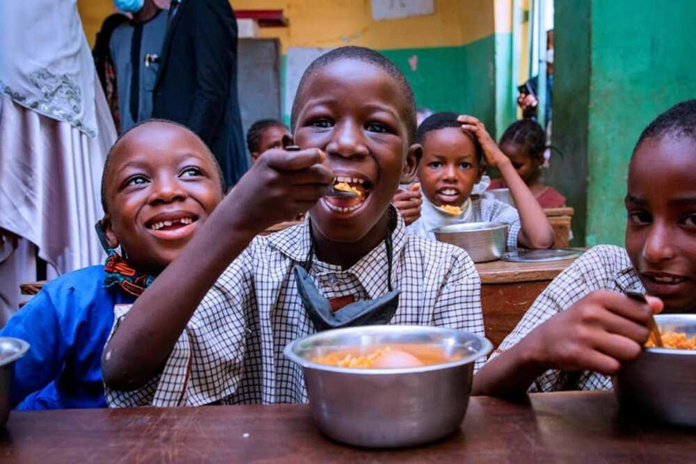 Home Grown School Feeding programme