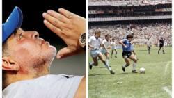 Wasu abubuwa 5 da Diego Maradona ya yi da za su sa ba za a manta da shi ba