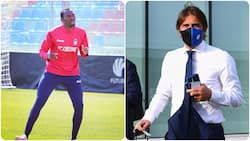Nigerian star gives Antonio Conte as Inter Milan face FC Crotone in a possible title-winning Serie A match