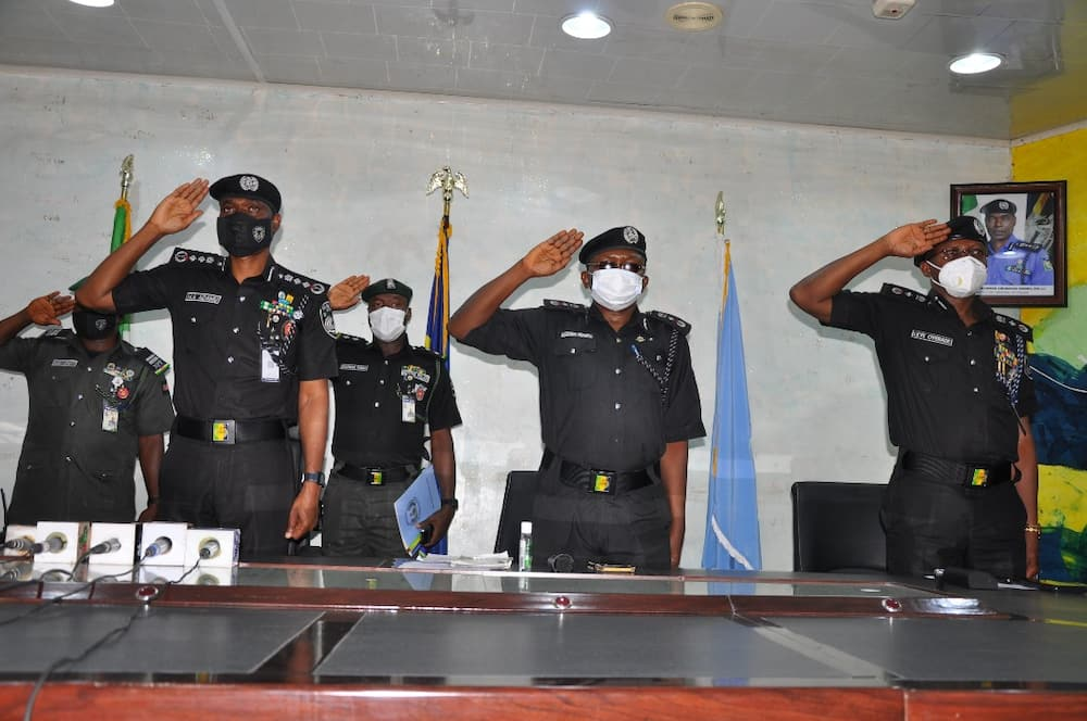 Chief superintendent of police, 3 other senior officers dismissed