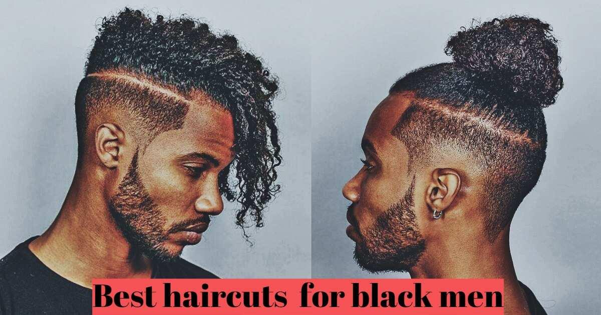 Best haircuts for black men to rock this season ▷ Legit.ng