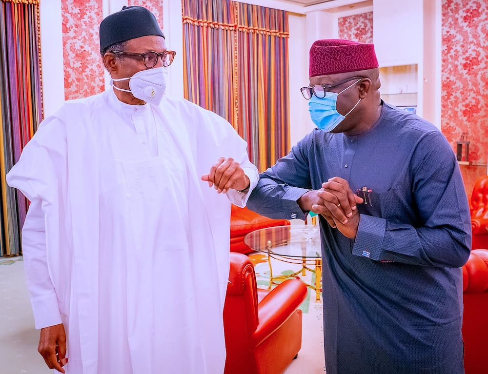 Shugaba Buhari: Mutuwar COAS Ibrahim Attahiru Ya Ƙara Jefa Mu Cikin Matsaloli