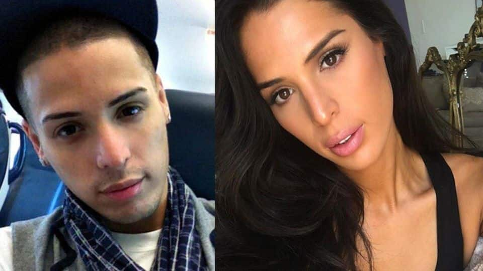 Carmen Carrera before and after